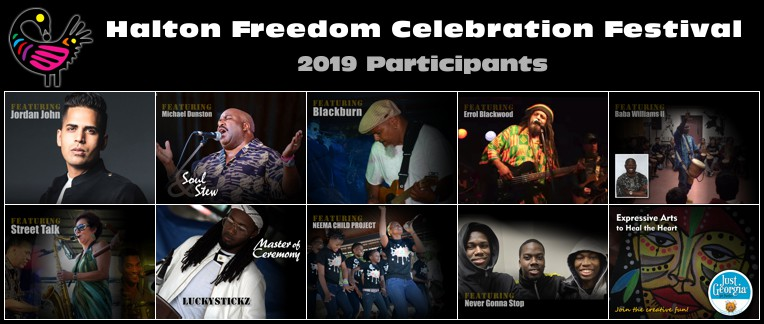 Halton Freedom Celebration Festival